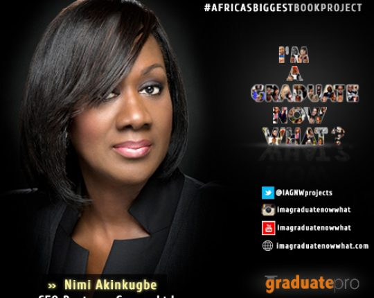 #AfricasBiggestBookProject Narrator Spotlight: Nimi Akinkugbe